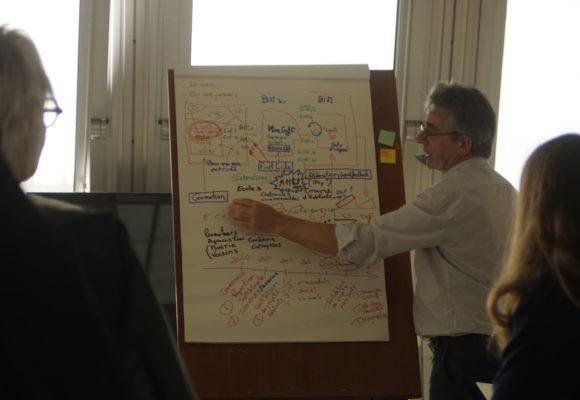 Photos of the past IRI Workshop in Paris