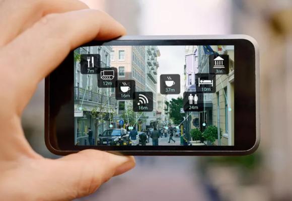 Augmented Reality – a disruptive technology