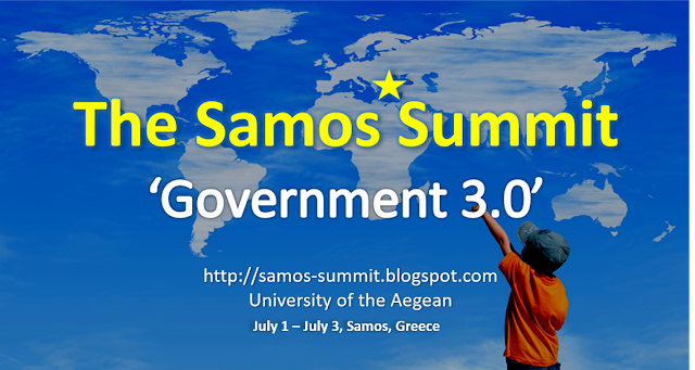 LINKS introduces the CO3 project at the Samos Summit.