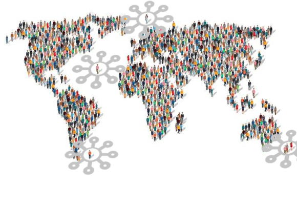 Geolocated social networks