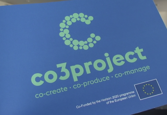 CO3 project presented at the 4th Research colloquium on Environmental Sciences